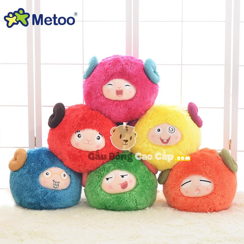 Cừu Bông Colorful