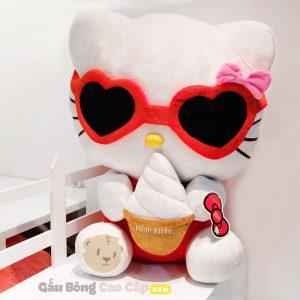 Gấu Bông Hello Kitty Xì Teen