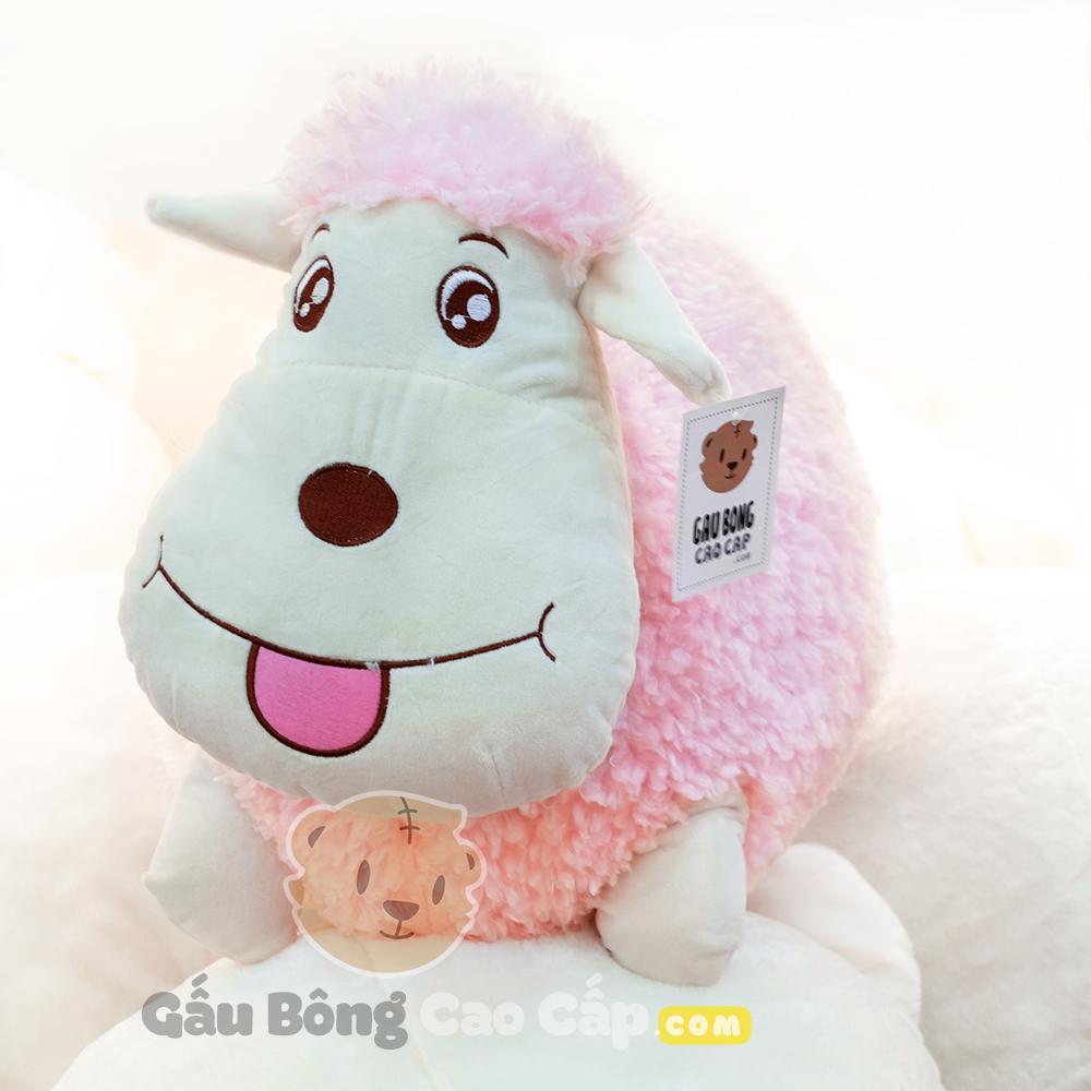 Cừu bông mặt Kute