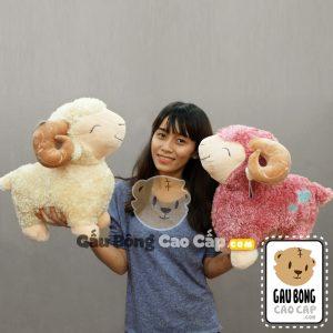 Cừu Bông Sừng