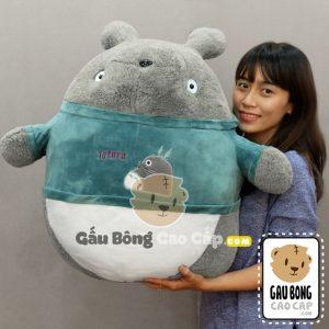 Gấu Bông Totoro mặc áo
