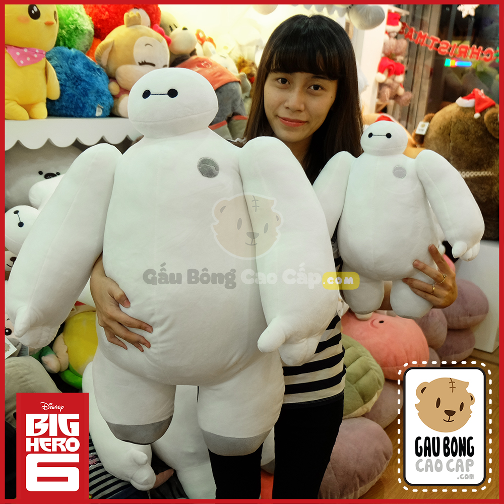 Gấu Bông Baymax Size Lớn