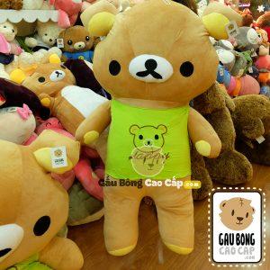 Gấu Bông Rilakkuma Happy