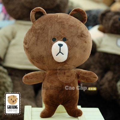 Gấu Brown