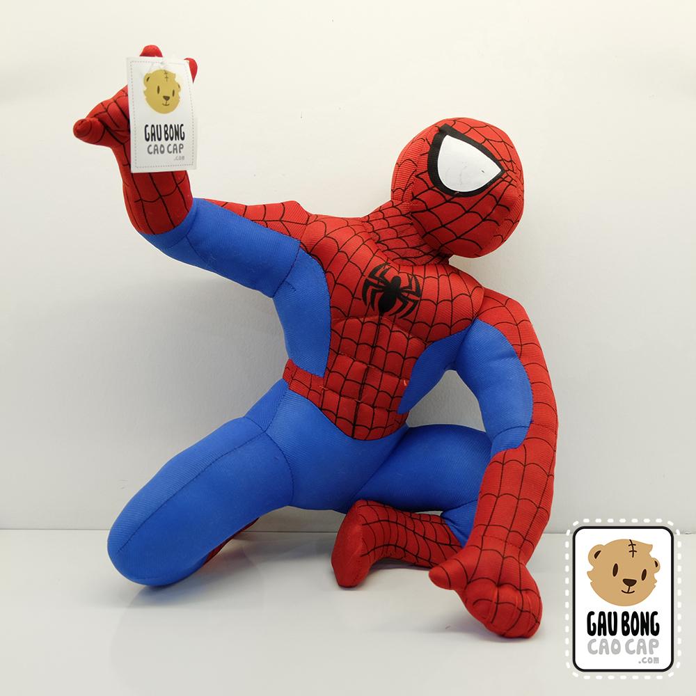 Gấu Bông Người Nhện Spiderman