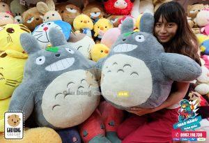 Gấu Bông Totoro Lá
