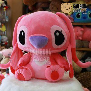 Gấu Bông Stitch - Màu Hồng