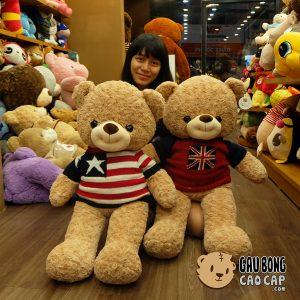 Gấu Teddy Smiley