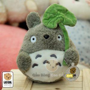 Gấu Bông Totoro Che Lá