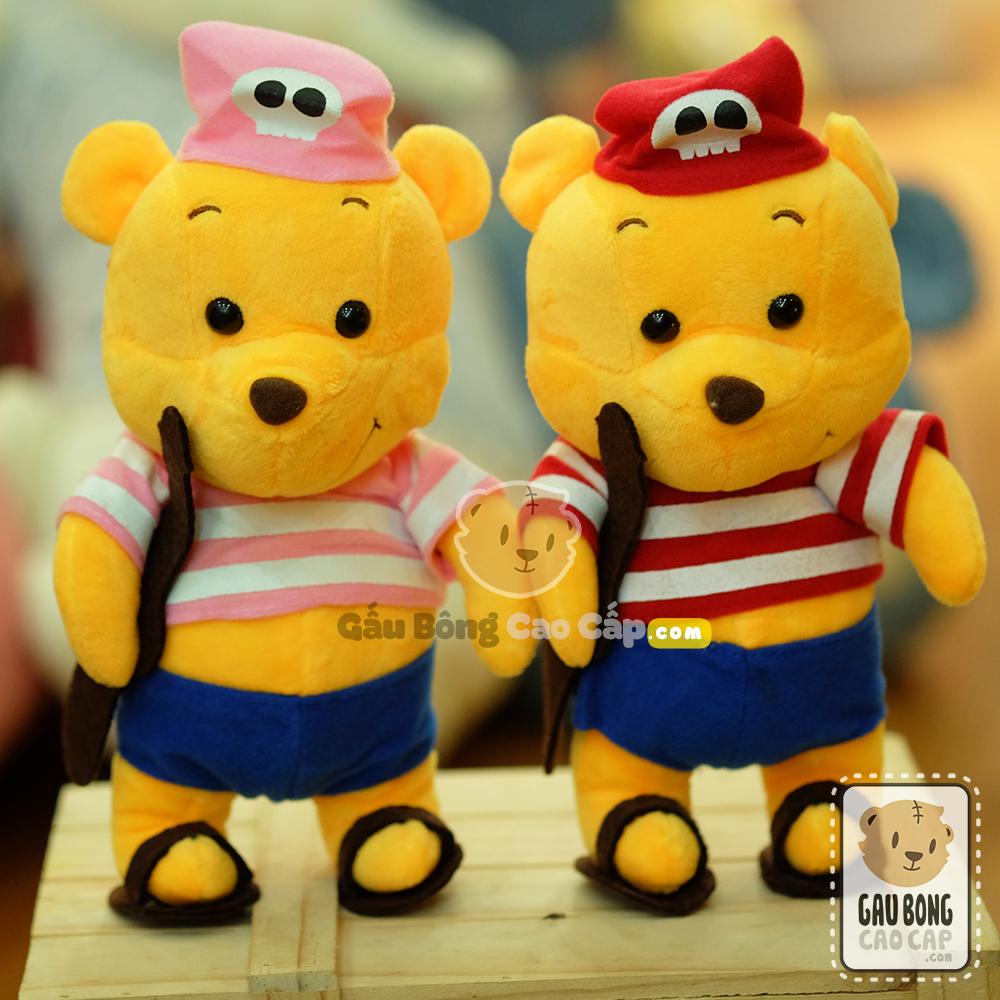 Gấu Pooh cướp biển