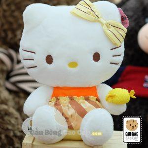 Hello Kitty cầm Keo
