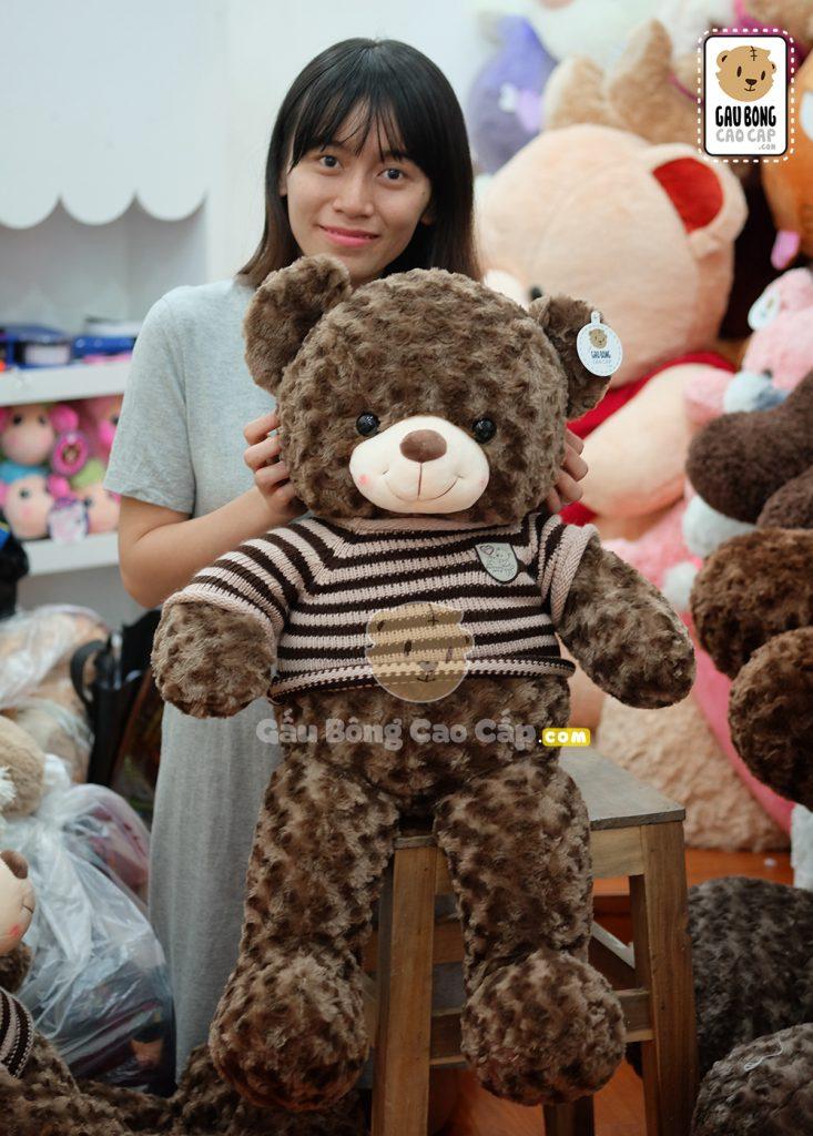 Gấu Teddy choco 90cm