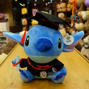 Stitch tốt nghiệp