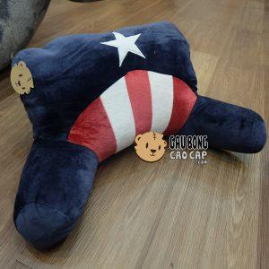 Gối tựa lưng Avenger – Captain America
