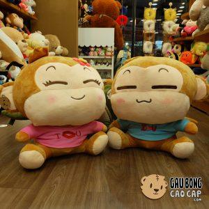 Khỉ bông YoYo & CiCi