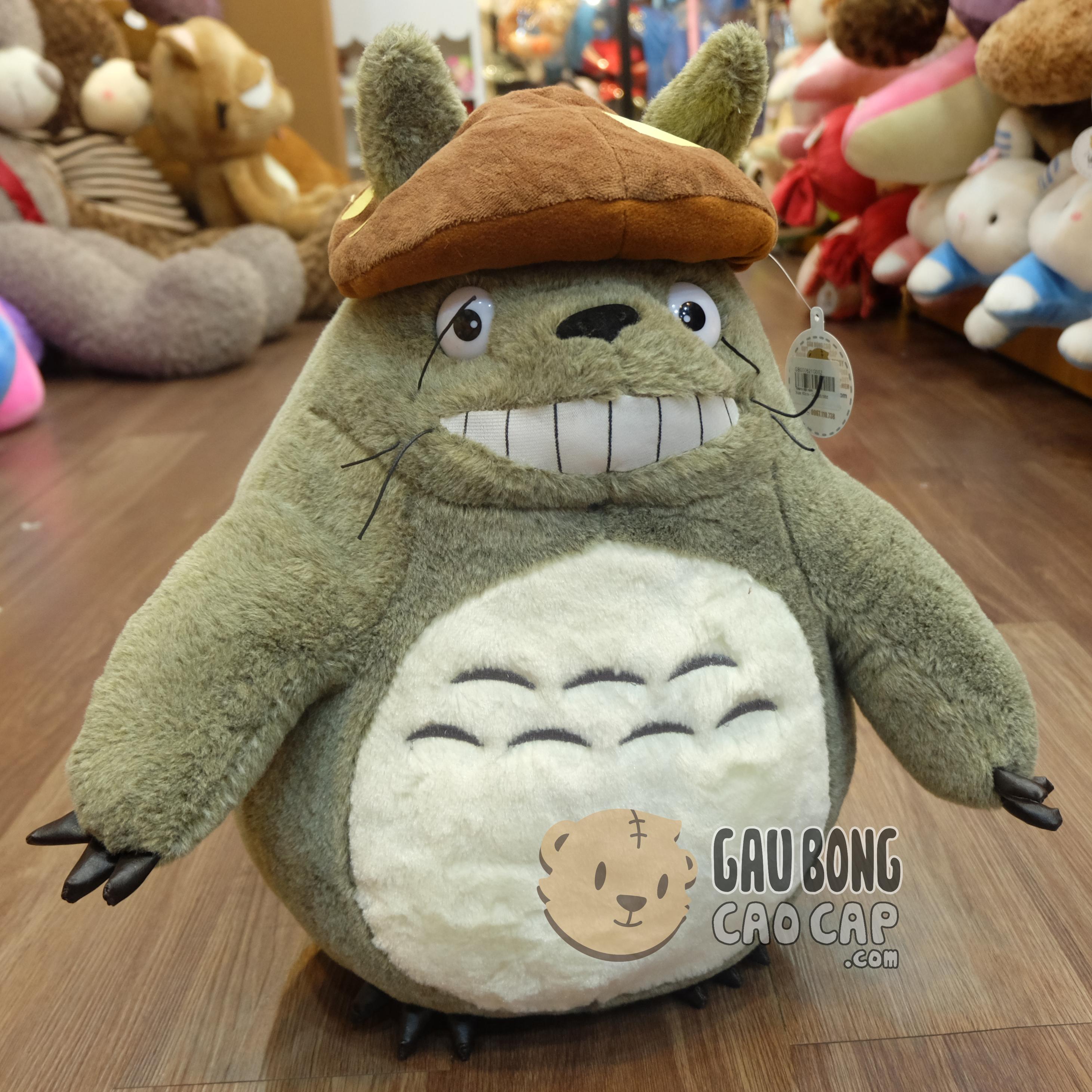 Totoro đội nấm