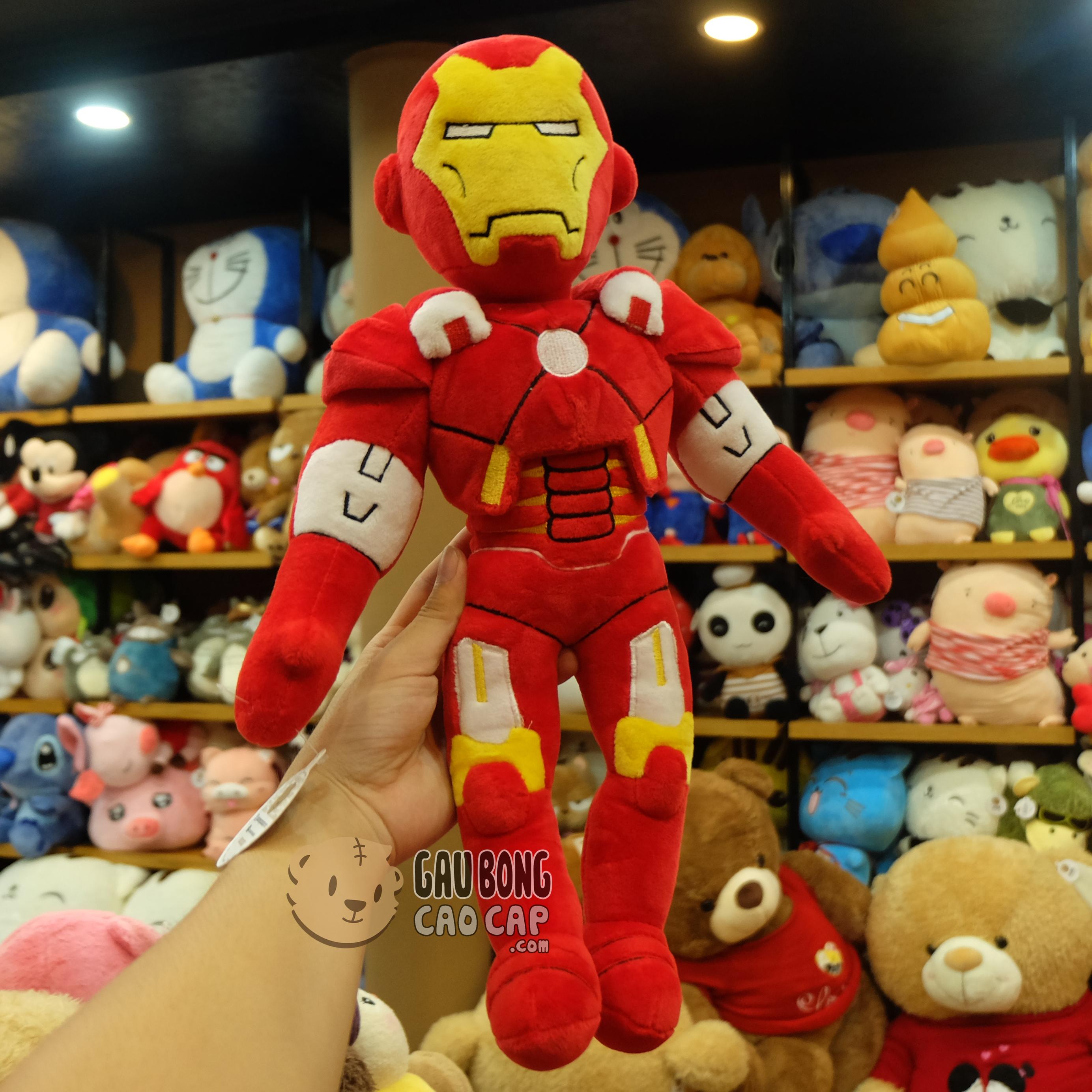 Gấu Bông Iron Man