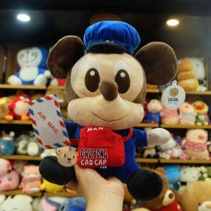 Thú Bông Mickey đưa thư