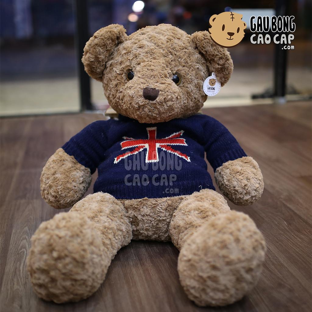 Gấu Teddy Russ cờ anh