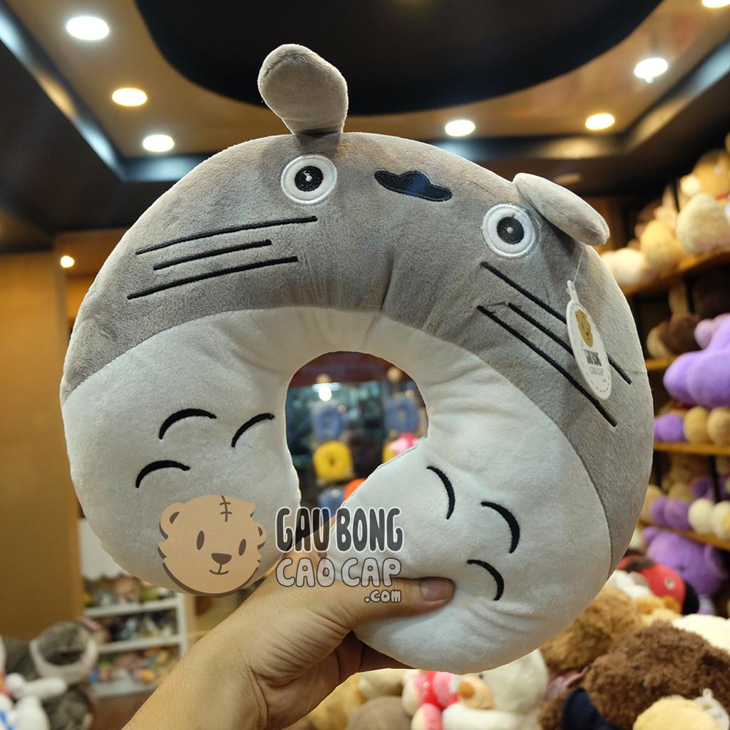 Gối chữ U Totoro bông