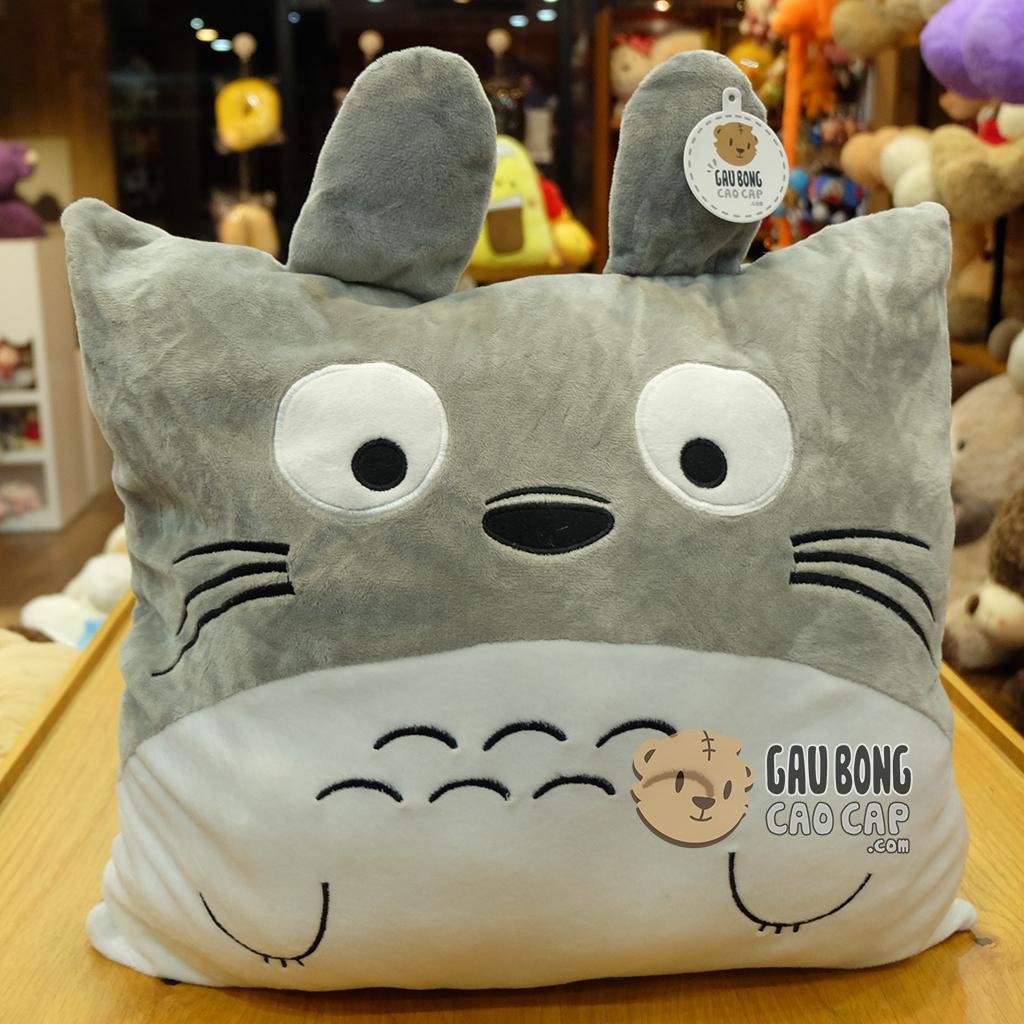 Gối ôm Totoro - Vuông