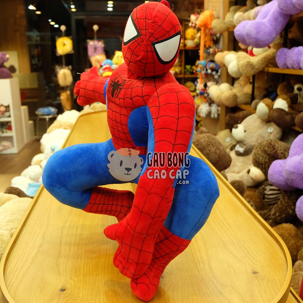 Siêu nhân Spiderman Ngồi
