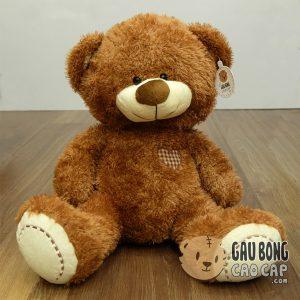 Gấu Teddy ngực tim Caro