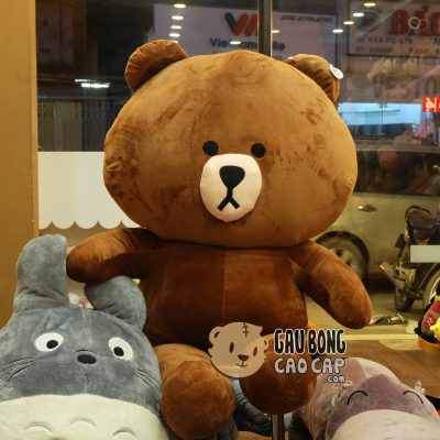 Gấu Brown Bigsize 1m4