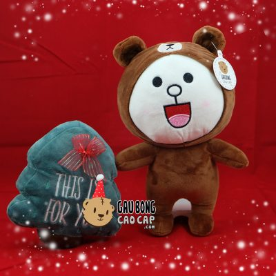 Thỏ Cony cosplay Brown