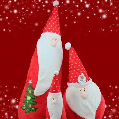Gấu bông ông già Noel Santa