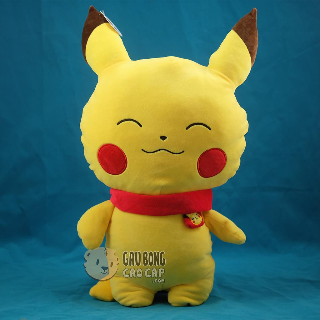 Pikachu choàng khăn