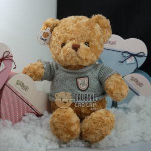 Gấu Teddy Head and Tales lông xoắn