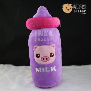 Gấu Bông Bình Sữa