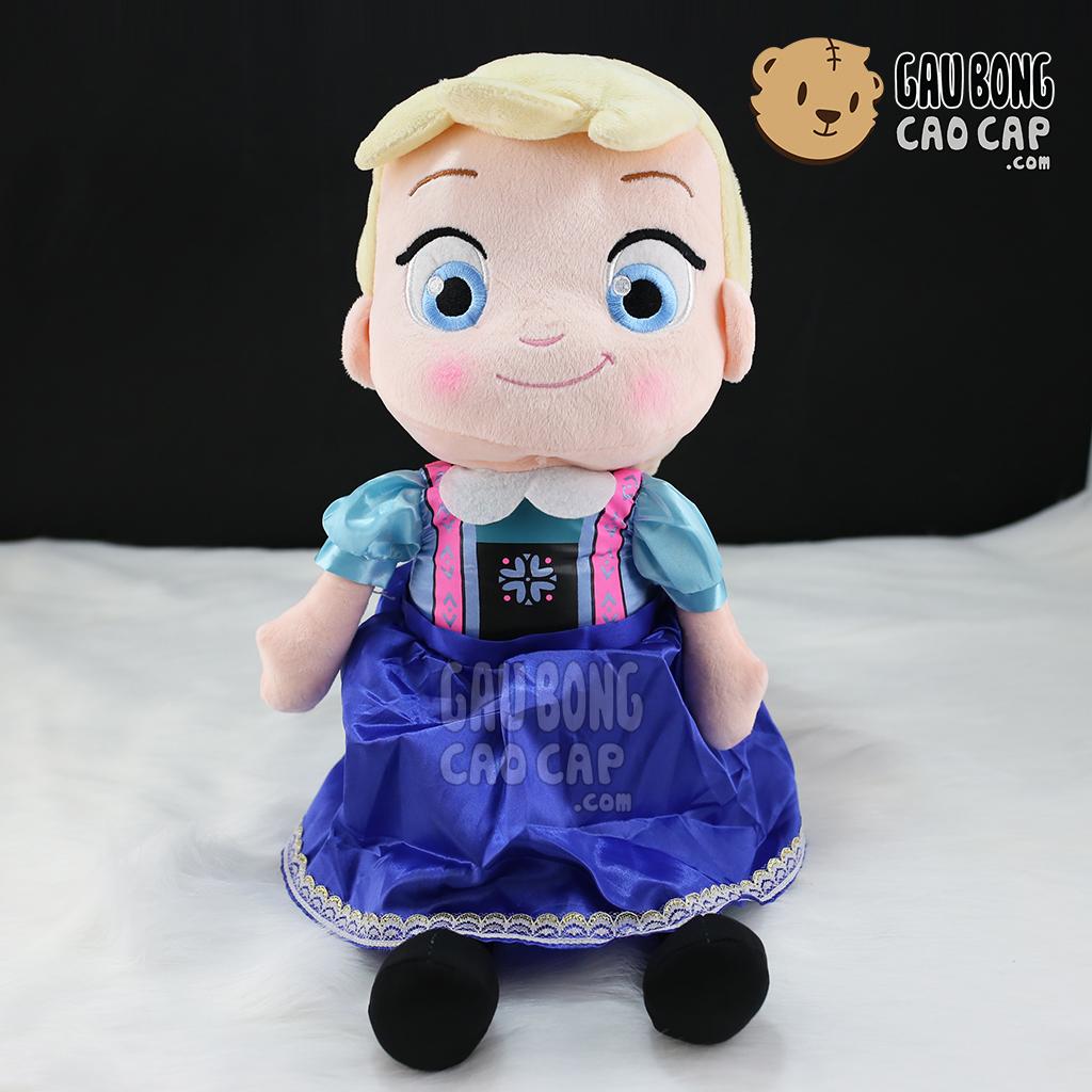 Búp bê Elsa - Gấu Bông Elsa