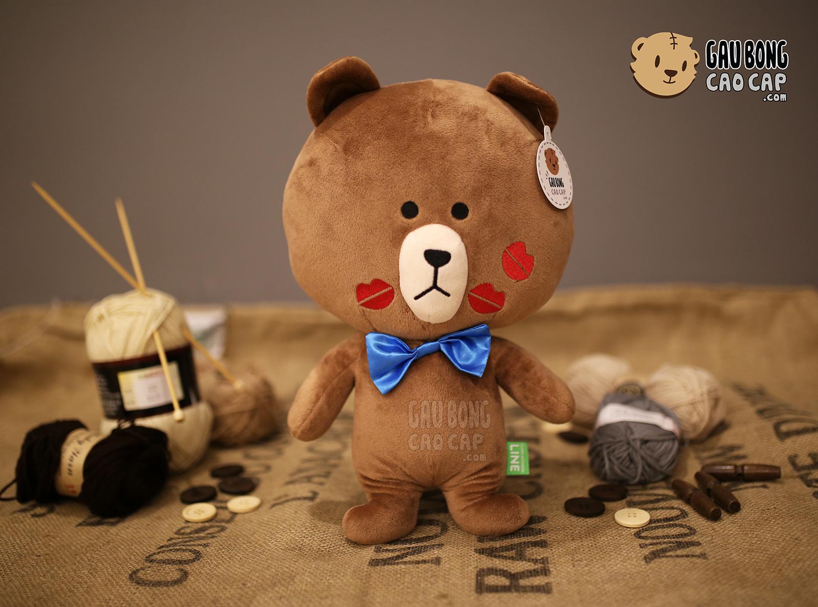 TOP Những mẫu Gấu Brown được yêu thích nhất