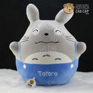 Gấu Bông Totoro mặc yếm