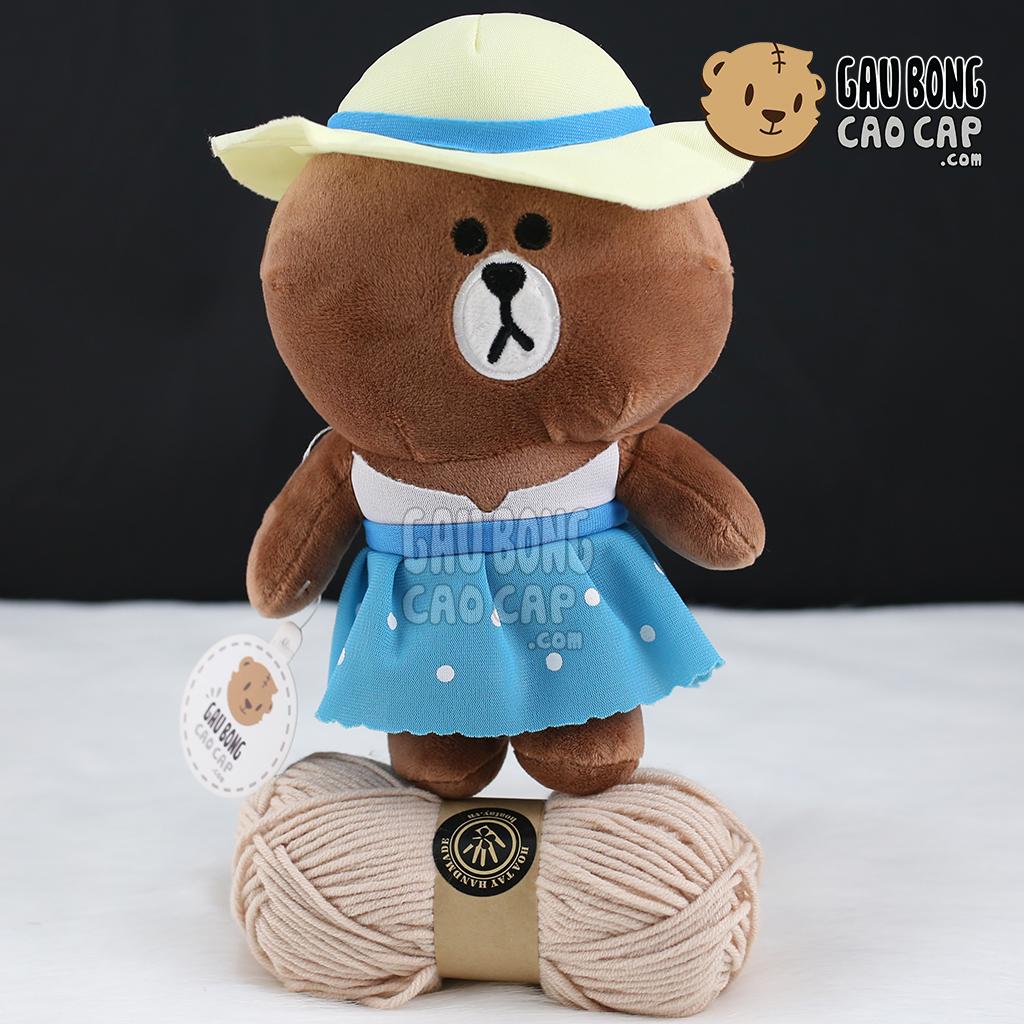 Gấu Brown phiên bản nữ