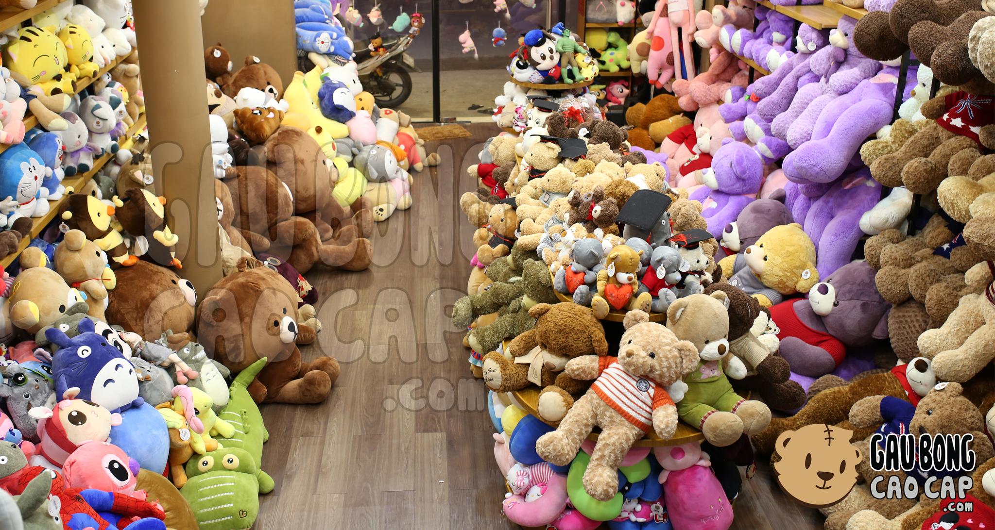 Gấu Bông Giá Rẻ 100k