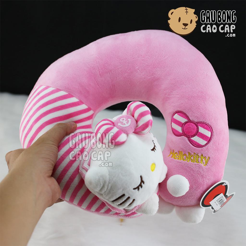 Gối chữ U - Hello Kitty