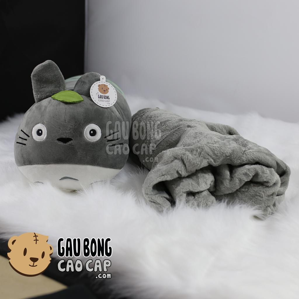 Gối mền Totoro - Dạng dài ôm ngủ