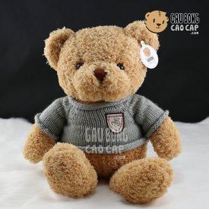 Gấu Teddy Heads and Tales lông sợi Vàng