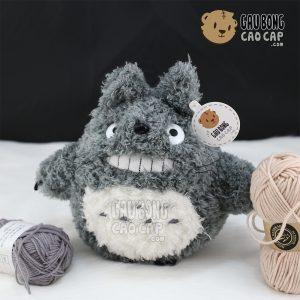 Gấu Bông Totoro nhí lông sợi