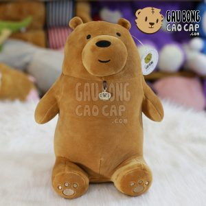 Gấu Nâu Grizzly - We Bare Bear