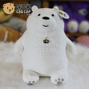 Gấu trắng Ice bear - We Bare Bear