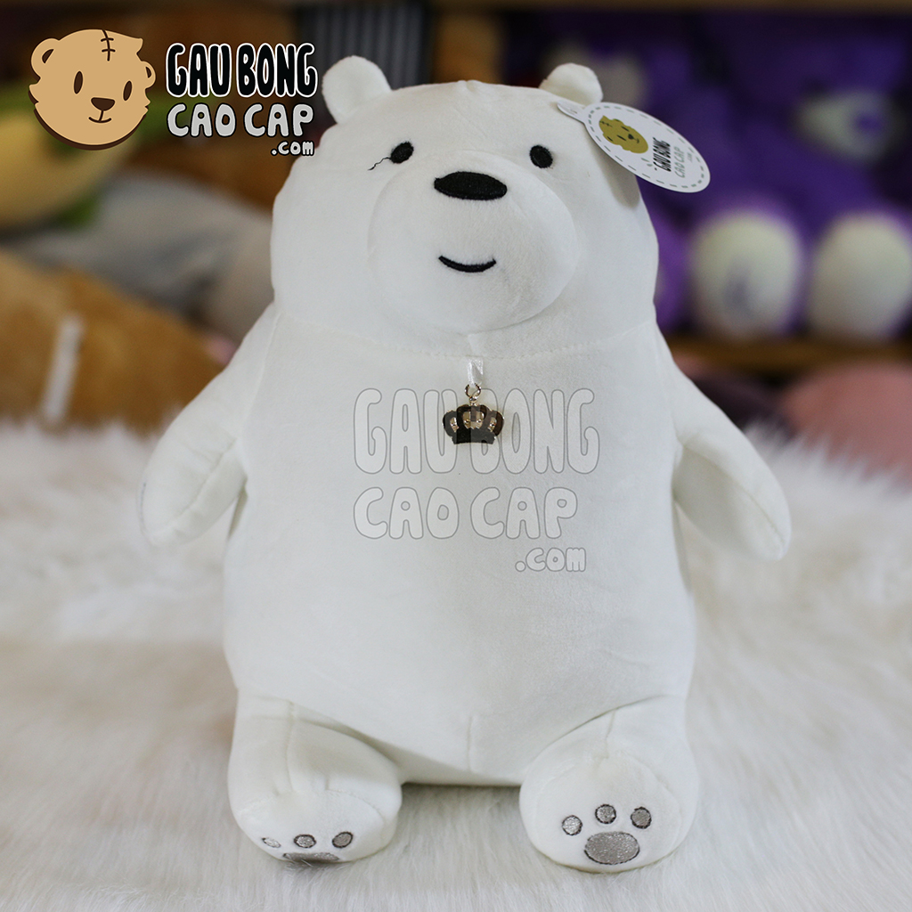Gấu trắng Ice bear - We Bare Bear