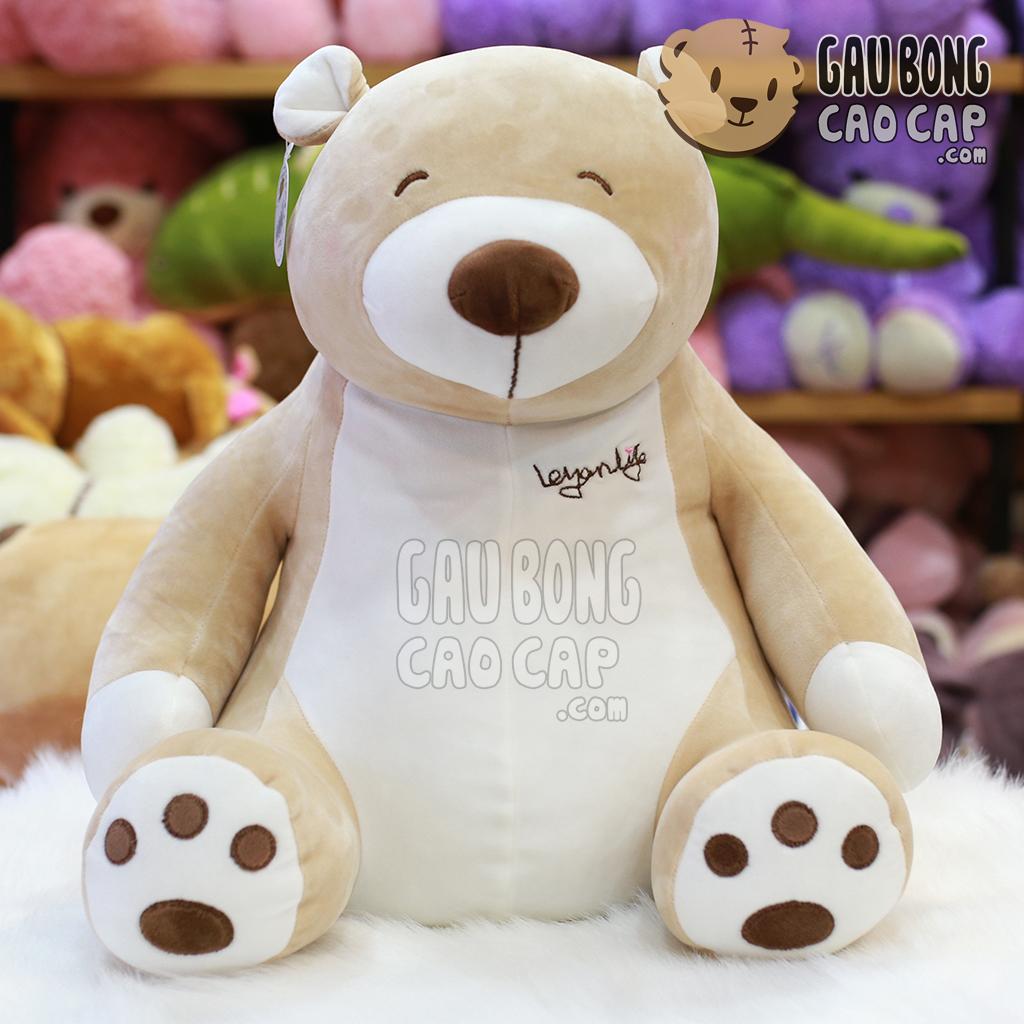Gấu ngồi ngực leyanlife