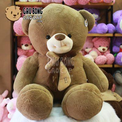 Gấu Teddy Smooth Nơ Love