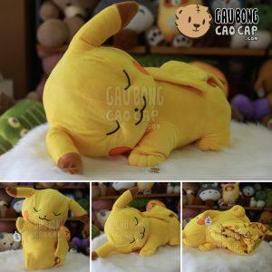 Gối mền Pikachu
