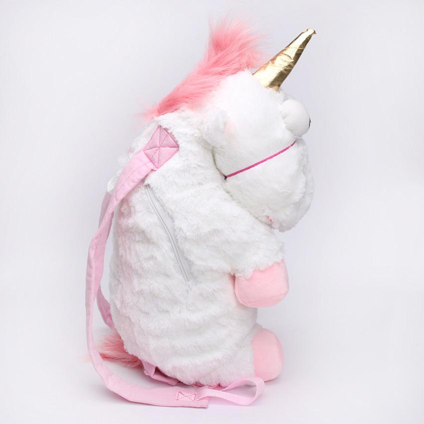 Balo Gấu Bông Unicorn
