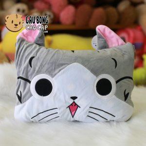 Gối mền Mèo Chii